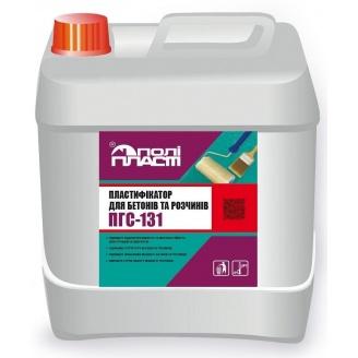 Пластифицирующая добавка Полипласт ПГС-131 для бетонов и растворов